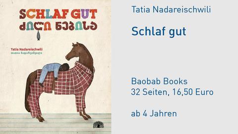 "Cover ""Schlaf gut"" Tatia Nadareischwili"