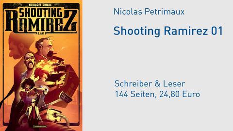 Cover Nicolas Petrimaux Shooting Ramirez