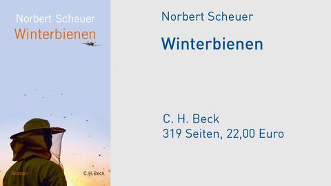 Cover Norbert Scheuer, Winterbienen