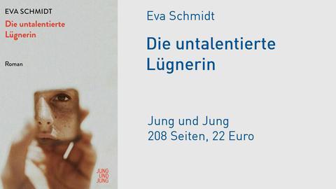 "Cover Eva Schmidt ""Die untalentierte Lügnerin"""