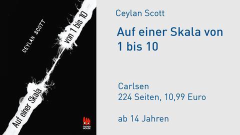 Ceylan Scott Auf einer Skala von 1 bis 10