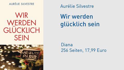 """Cover Aurélie Silvestre """"Wir werden glücklich sein"""""""