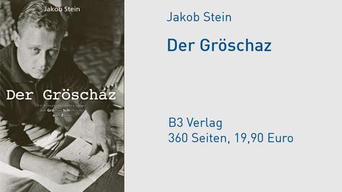Cover Jakob Stein: Der Gröschaz