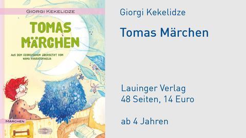 Cover Tomas Märchen