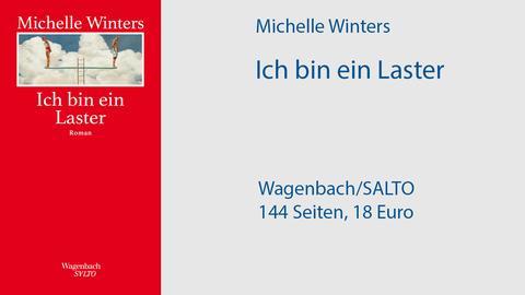 Cover Michelle Winters Ich bin ein Laster