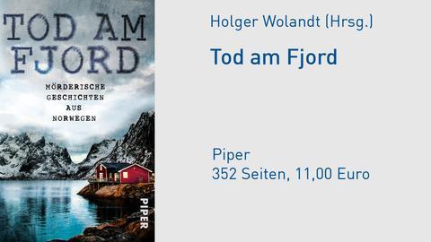 Cover Holger Wolandt Tod am Fjord