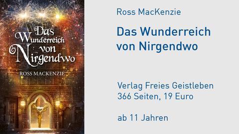 Cover Das Wunderreich von Nirgendwo