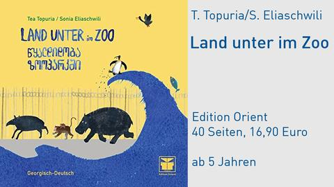 Cover Land unter im Zoo