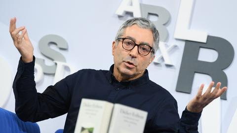 Der französische Autor Didier Eribon