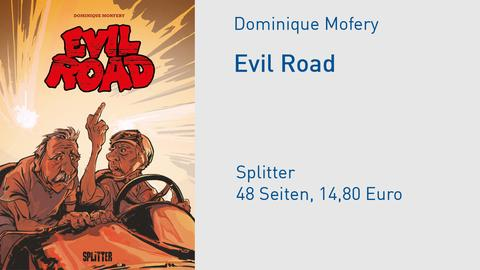 Evil Road Cover