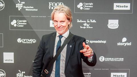 Eintracht-Vereinslegende Jan Aage Fjörtoft