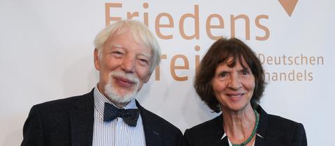 Jan und Aleida Assmann