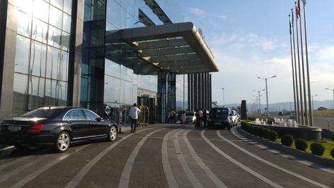 Die neue Seidenstraße kommt. Dieses Hotel einer chinesischen Kette ist bereits ein erster Vorbote.