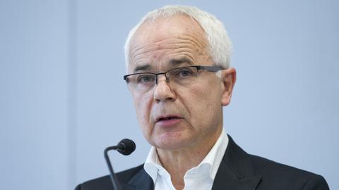 Heinrich Riethmüller, Vorsteher des Börsenvereins des Deutschen Buchhandels