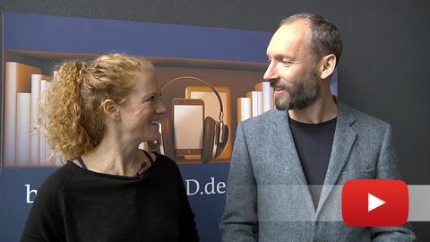Alexa Hennig von Lange und Marcus Jauer