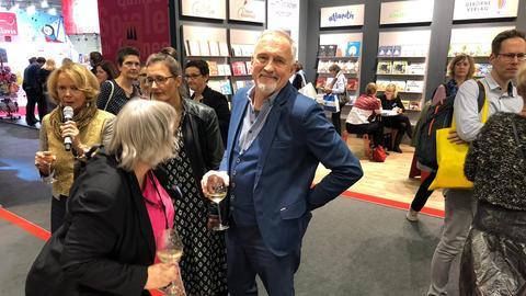 Jussi Adler-Olsen auf der Frankfurter Buchmesse