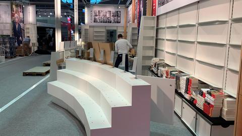 Kehraus auf der Frankfurter Buchmesse