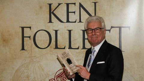 Ken Follett Buchmesse
