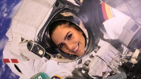 Astronautinnen mit KiKA auf Weltraummission