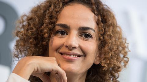Die französische Autorin Leila Slimani