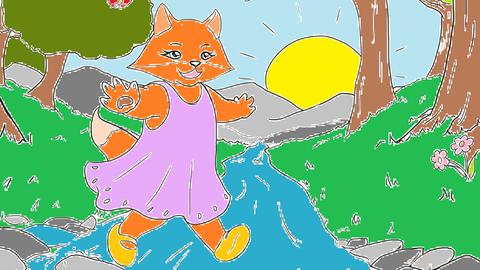 LiLi Fuchs - Das kleine rothaarige Fuchsmädchen