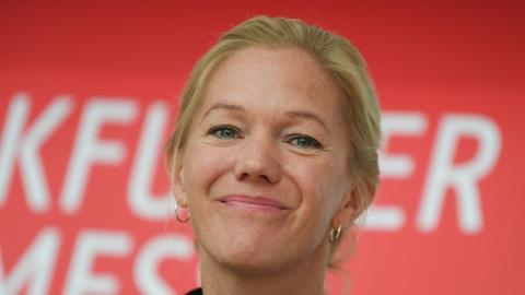 Maja Lunde auf der Frankfurter Buchmesse