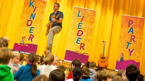 Martin Pfeiffer singt Kinderlieder