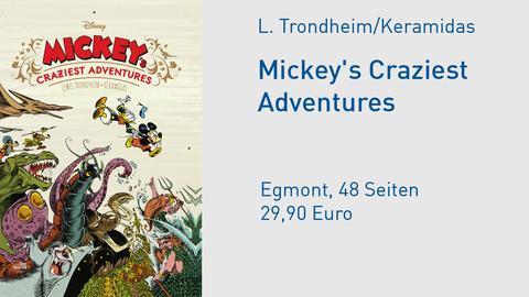 Mickey Comic Cover