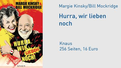 Margie Kinsky Bill Mockridge Buchautoren