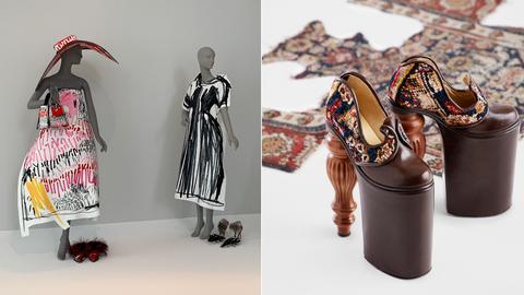 Mode-Kunst im MAK