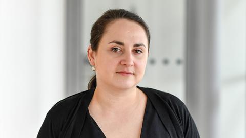 Autorin Nino Haratischwili