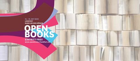 Open Books Aufmacher / Cover