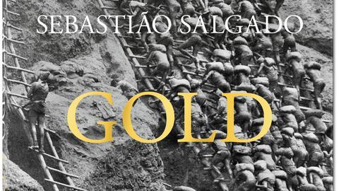 Sebastião Salgado Gold Buchcover