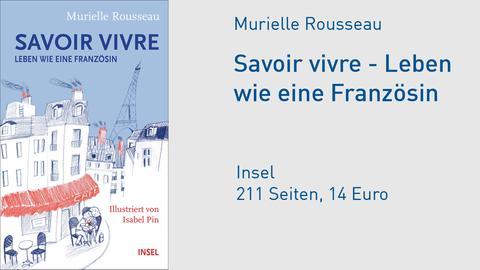 Savoir vivre Buchcover