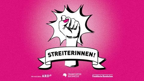 Logo Streiterinnen
