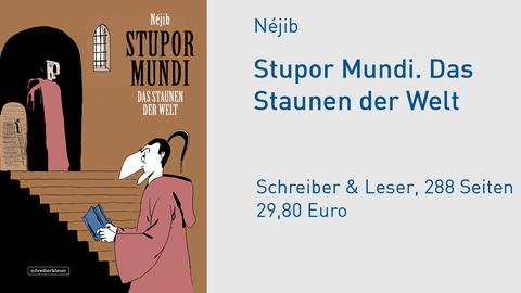 Stupor Comic Cover