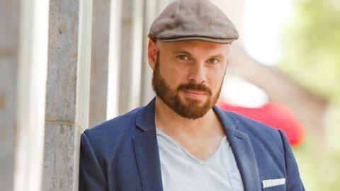 Autor und Comedian Tim Boltz