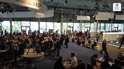 Timelaps-Video von der Frankfurter Buchmesse