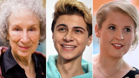 Atwood, Maite Kelly, Lukas Rieger
