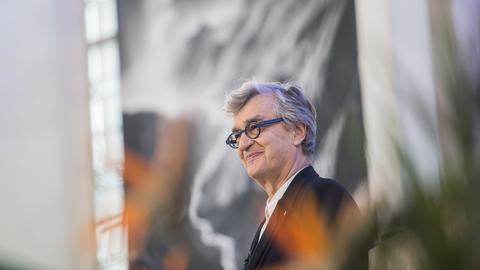 Laudator Wim Wenders