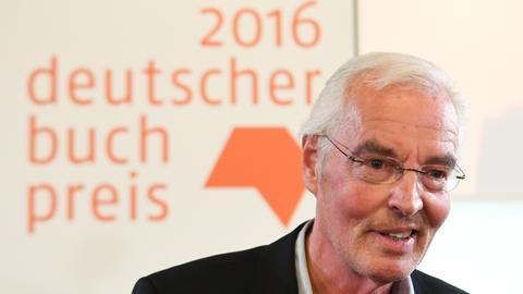 Deutscher Buchpreisträger 2016: Bodo Kirchhoff