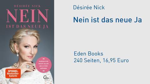 "Buchcover Désirée Nick ""Nein ist das neue Ja"""