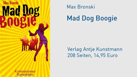 "Cover Max Bronski ""Mad Dog Boogie"""
