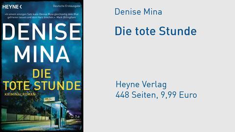 "Cover Denise Mina "" Die tote Stunde"""