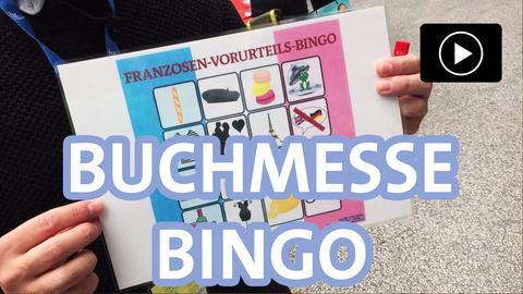 Buchmesse Bingo