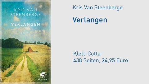 """Cover Kris Van Steenberge """"Verlangen"""""""