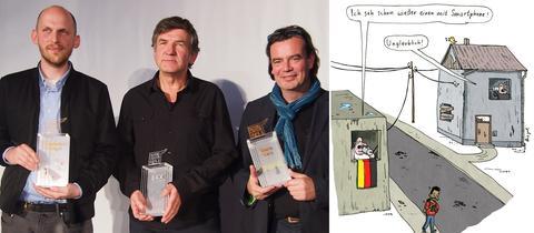 Gewinner Cartoonpreis