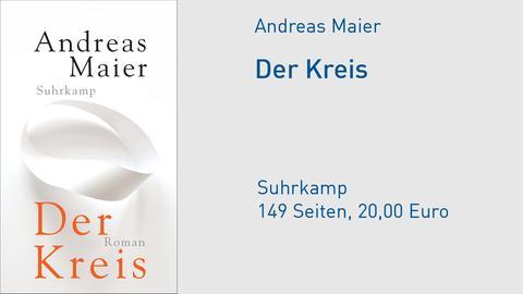 "Cover Andreas Maier ""Der Kreis"""