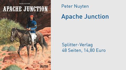 Cover Peter Nuyten Apache Junction
