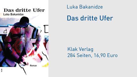 "Cover Luka Bakanidze ""Das dritte Ufer"""